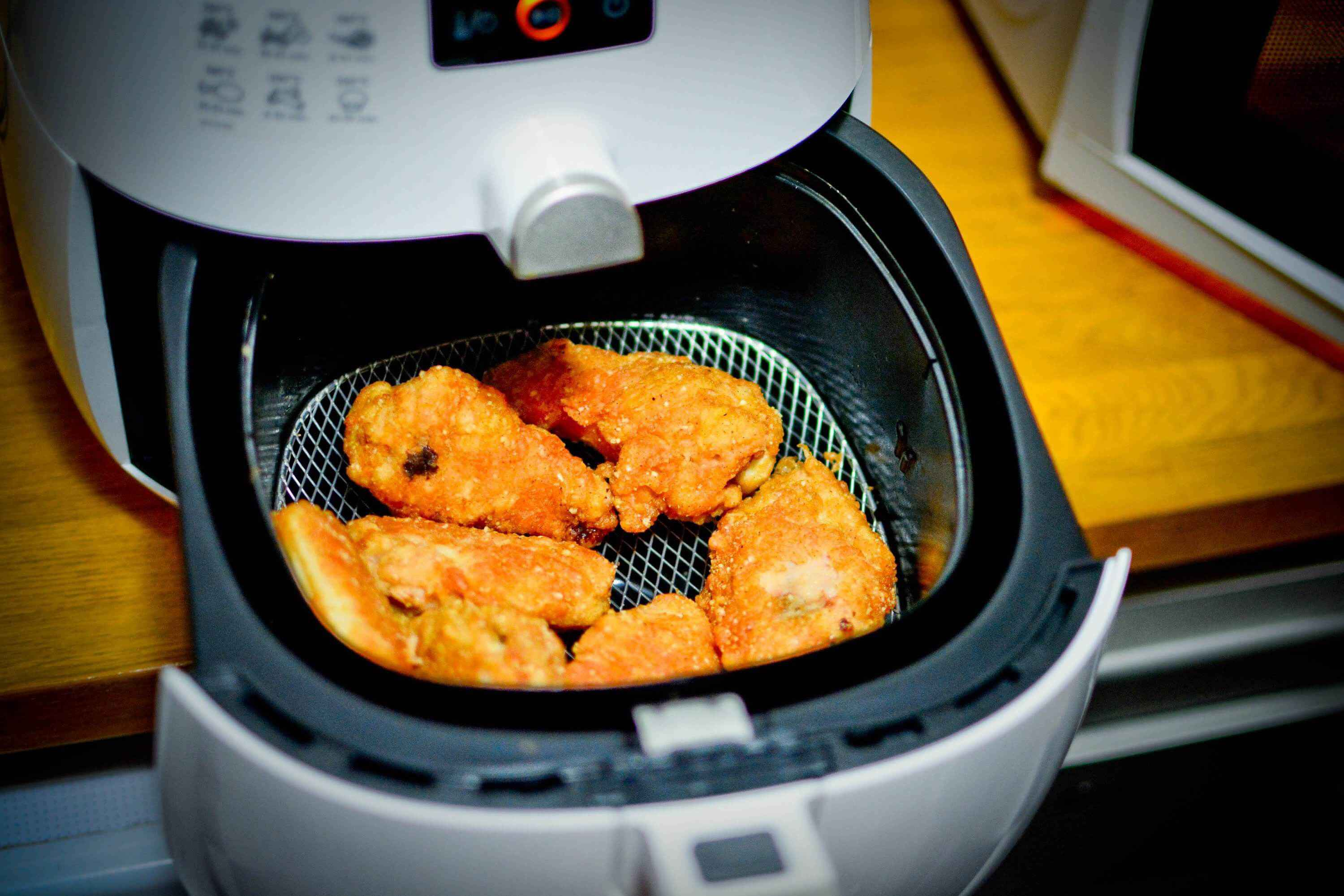 Different Ways to Fry and Cook Without Oil - Air Fryer health issue
