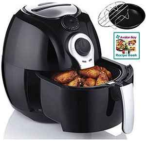 Avalon Bay Air Fryer Review 2019 - High Ratings With Great Price Option