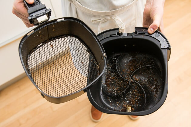How To Troubleshoot Common Issues of an Air fryer - Air Fryer User Guide