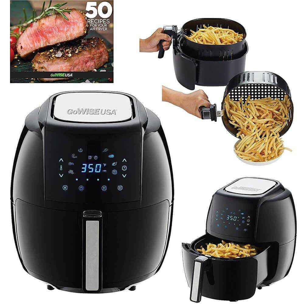 GoWISE-USA-5.-Quarts-air-fryer