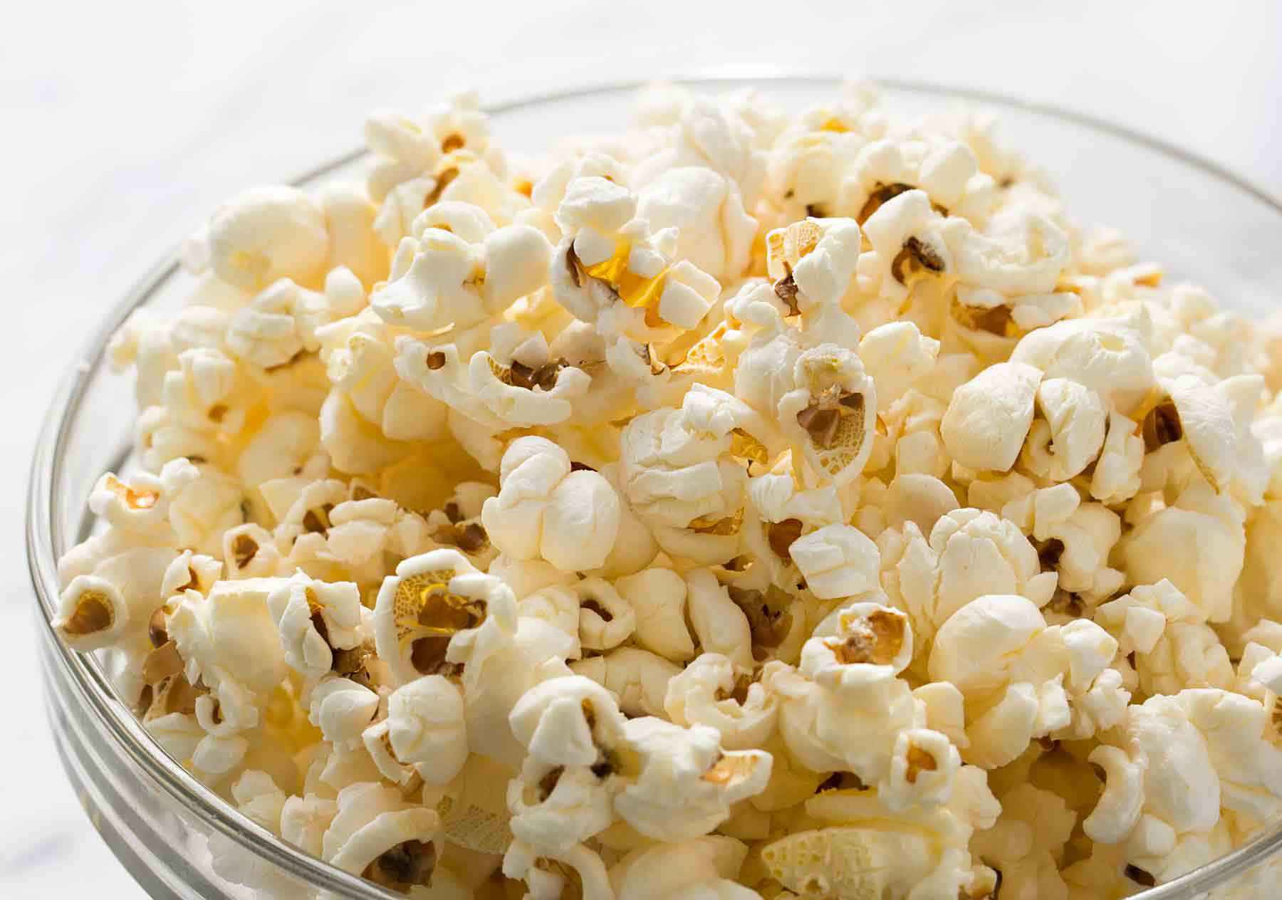 Popcorn-without-oil-health-issue