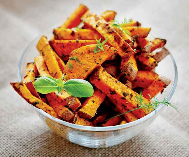 Air Fryer Potato Wedges Recipes