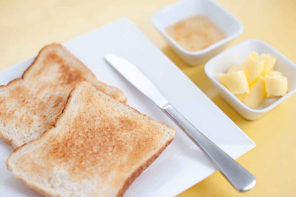 Grilled Cheese Recipe Bread And Butter