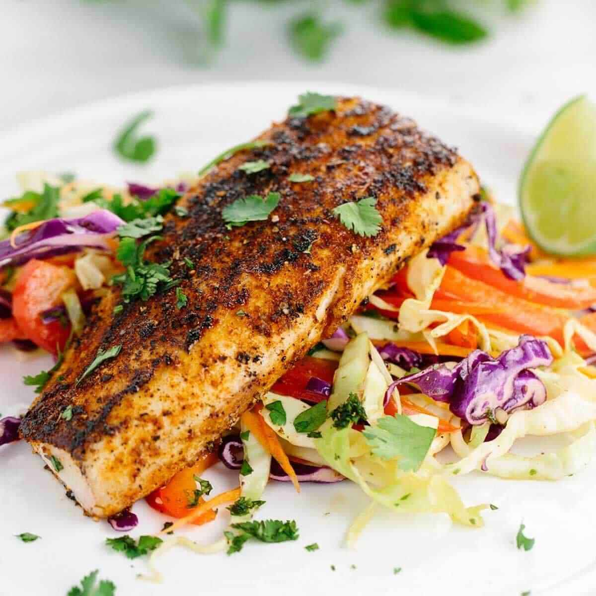 Air fryer fish recipe