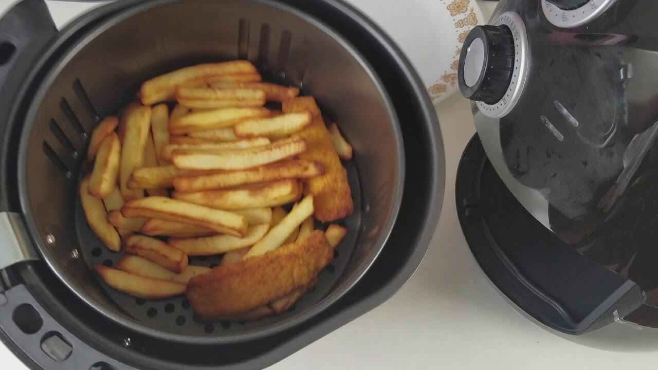 Air Fryer Potato