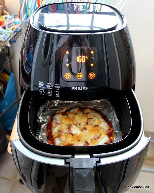 pizza-in-air-fryer