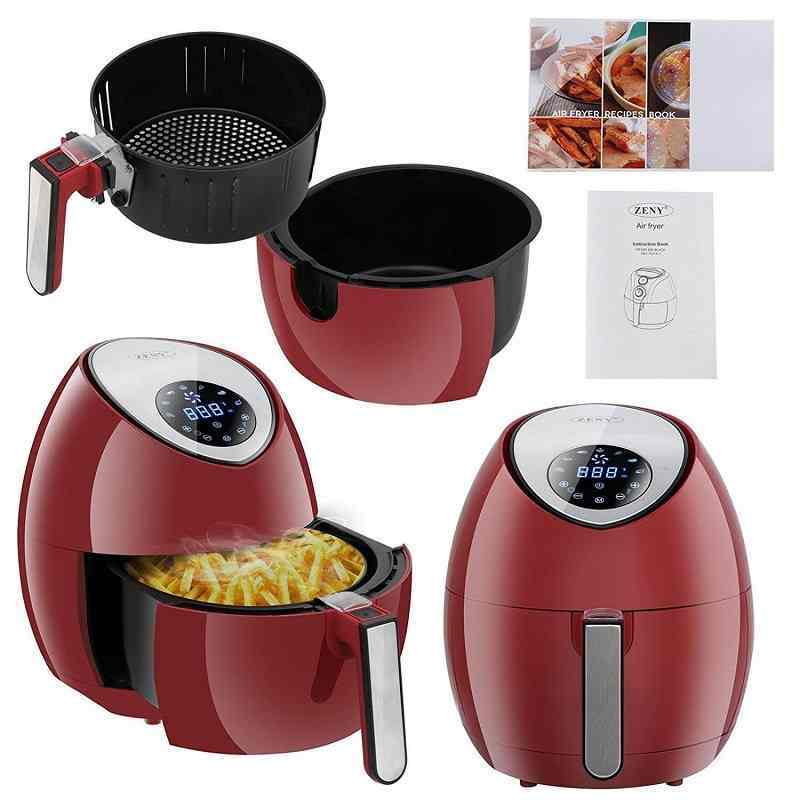 Zeny Air Fryer Review