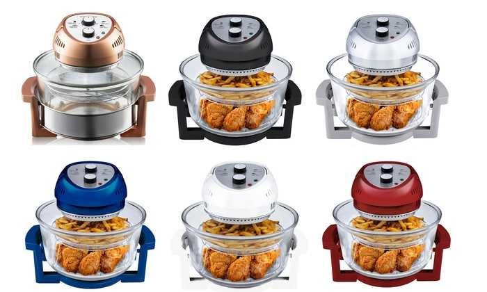 Big Boss Air Fryer Infomercial