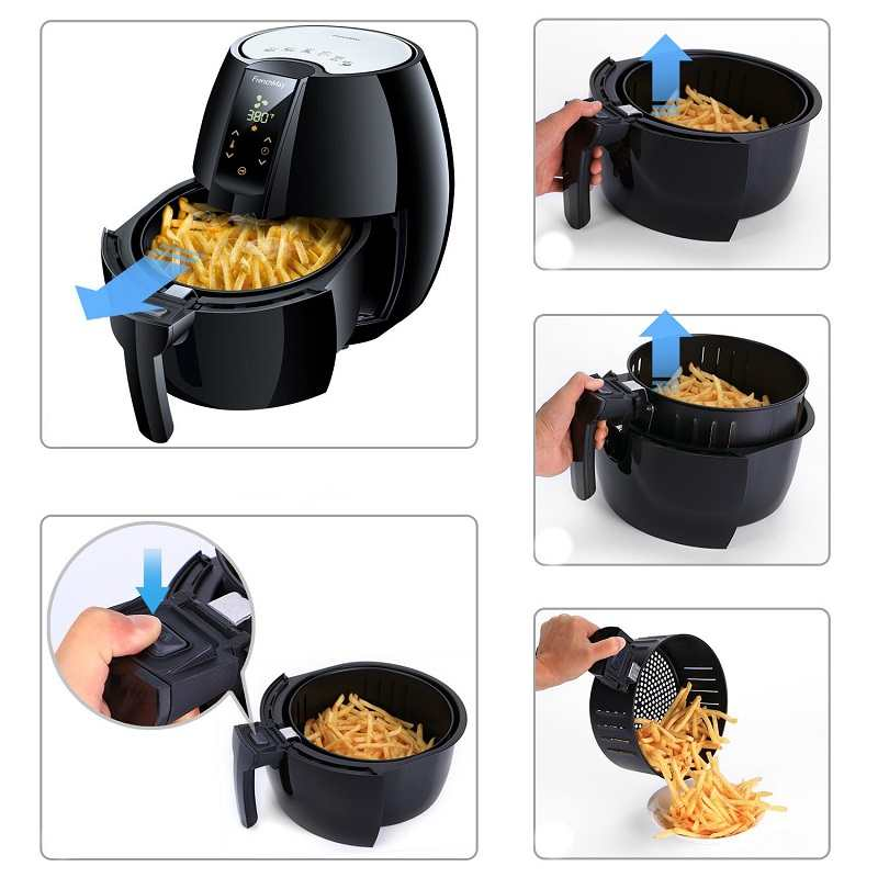 Air Fryer Accessories Compressed