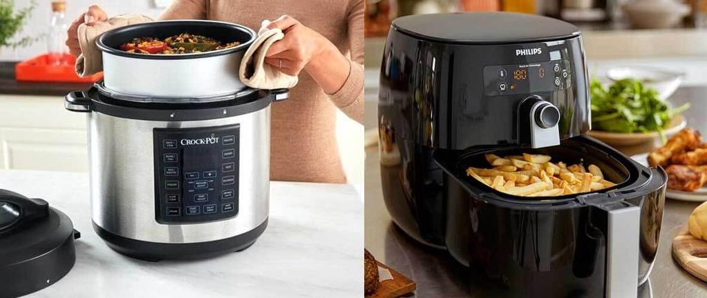 Air Fryer Vs Instant Pot Key Differences